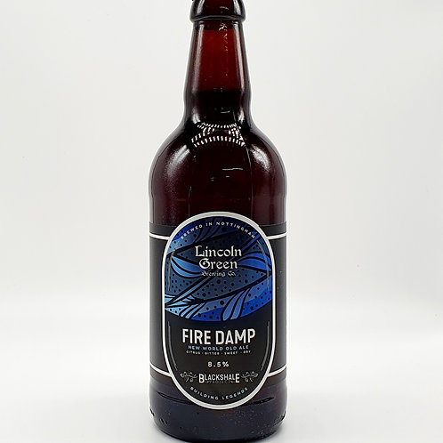 Fire Damp 8.5% New World Old Ale