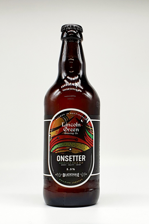 ONSETTER 5.5% American Pale Ale