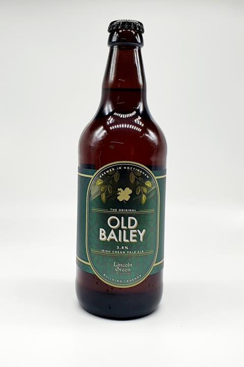 Old Bailey 3.8% Irish Cream Pale