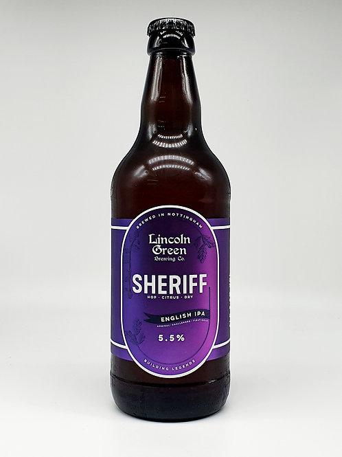Sheriff IPA - Case of 12