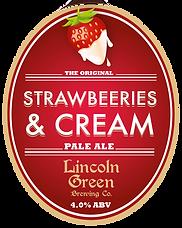 Lincoln Green Specials singles_STRAWBEER