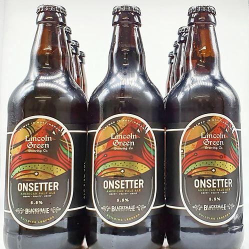 ONSETTER 5.5% - Case of 12