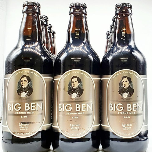 Big Ben 6.0% - Case of 12