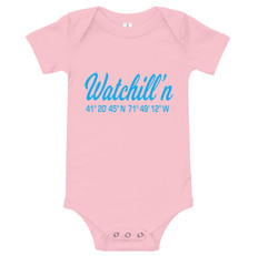 Watch Hill Baby Onesie