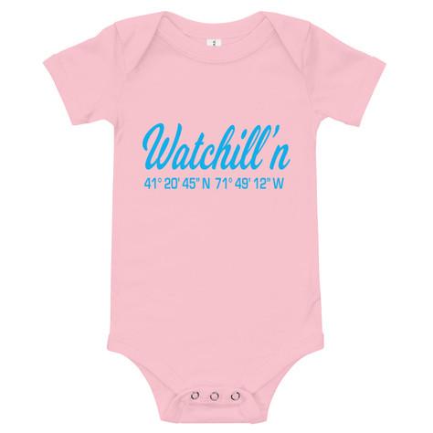 Watch Hill Baby Onesie