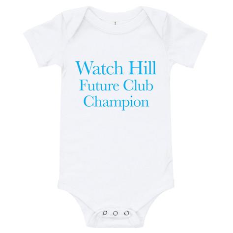 Watch Hill RI Baby Clothes Onesie