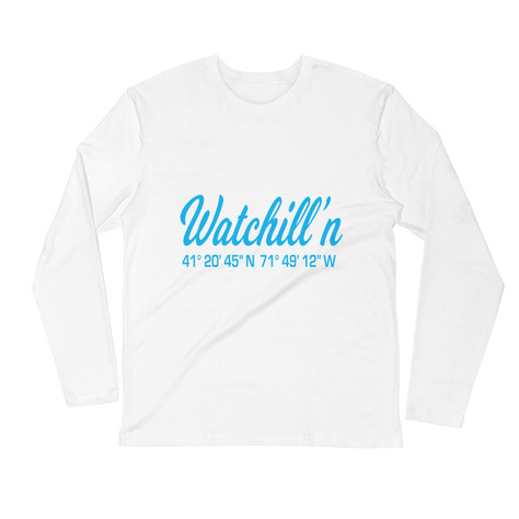Watch Hill RI Long-sleeve T-shirt