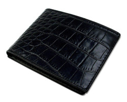 DataSafe Italian Leather Wallet