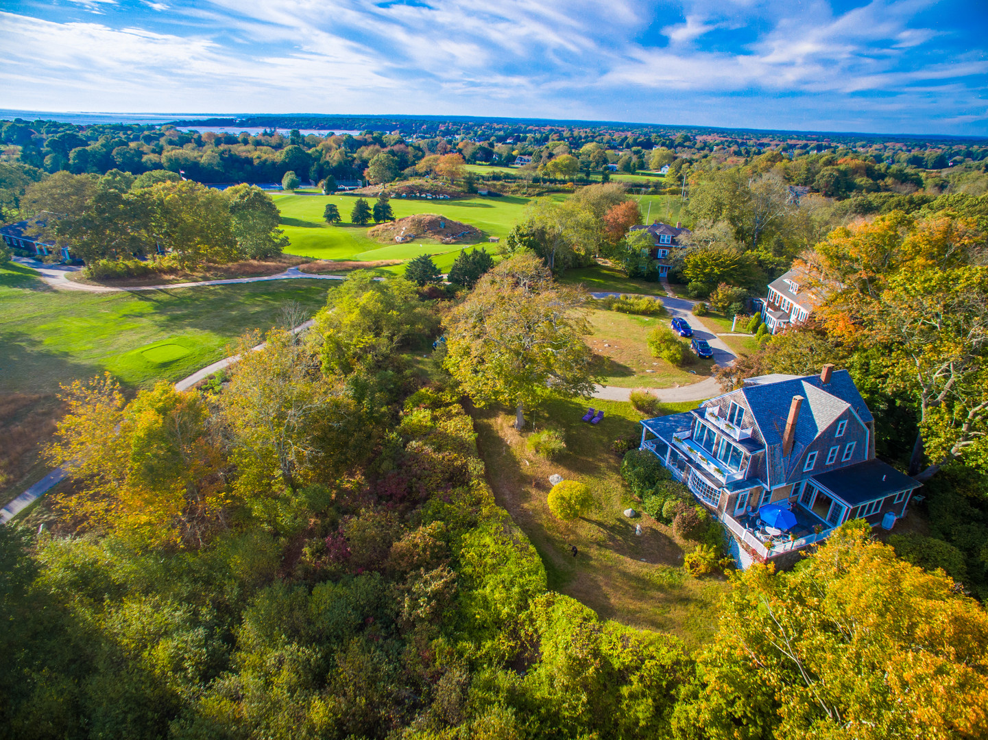 Watch Hill Vacation Rental Next to Golf & Tennis