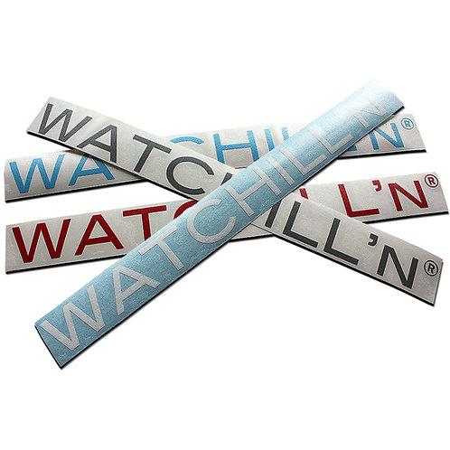"""WATCHILL'n® Sticker       """"New School"""""""
