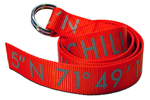 WATCHILL'N® Belt - Red