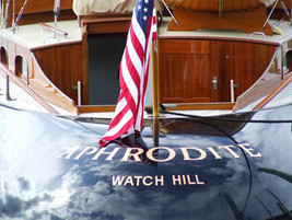 Classic Yachts in Watch Hill, by Panaramia