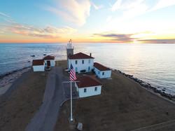 Watch Hill RI Lighthouse
