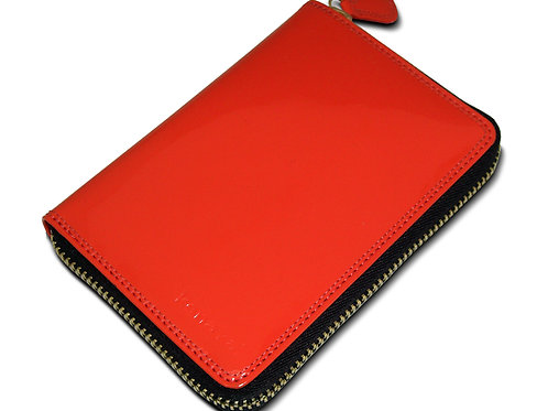 "DataSafe RFID Security ""Rio"" High-gloss Zippered Wallet"