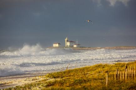 Watch Hill Lighthouse from Manatuck!