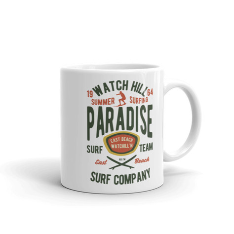 Watch Hill Coffee Mug
