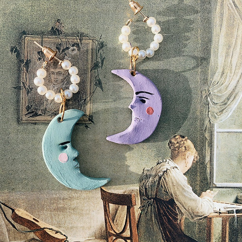 GOODNIGHT, LUNA - SMALL - LILAC AND SAGE