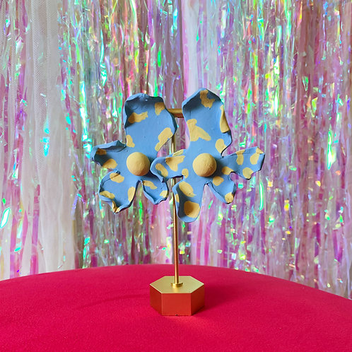 BLOOMING BRILLIANT - BLUE
