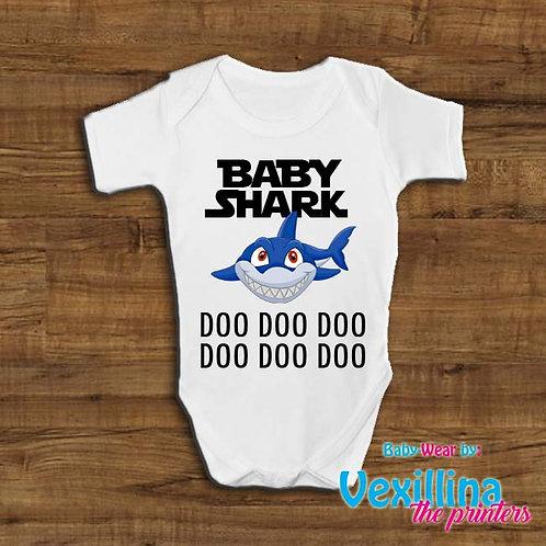 Baby Shark Vest