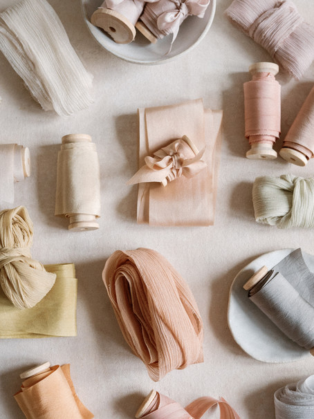 5 signs for perfect silk ribbon