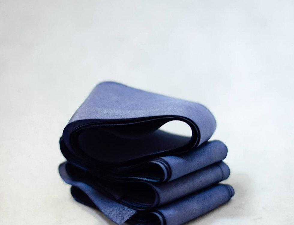Bleu Royal - Artisan Silk Ribbon