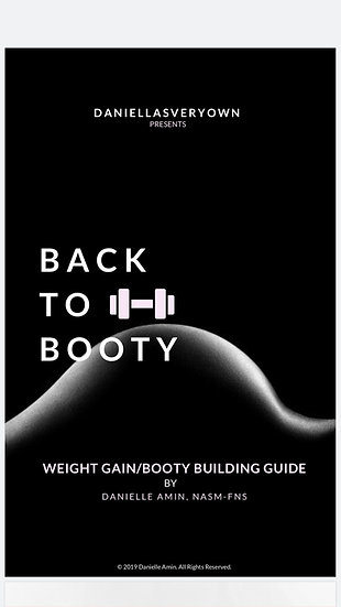 Back To Booty