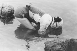 제주도 해녀 1957