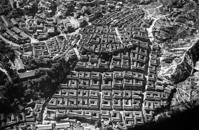 서울 북촌 한옥마을 / 1954