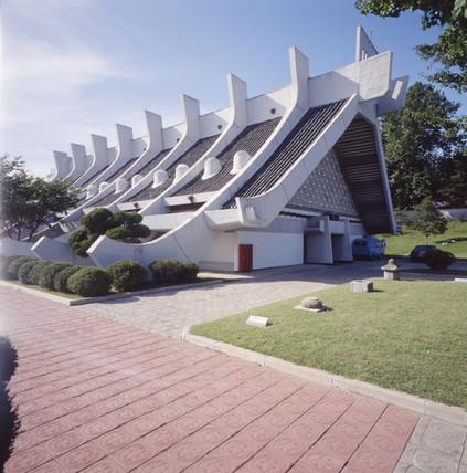 부여박물관 / 김수근