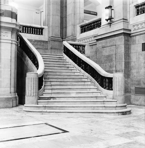 중앙청 중앙홀 계단