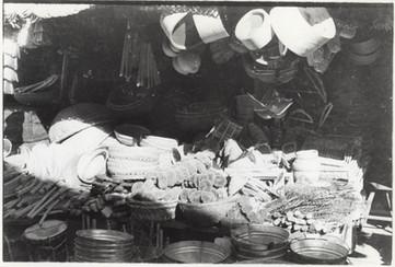남대문 시장 풍경 - 1953
