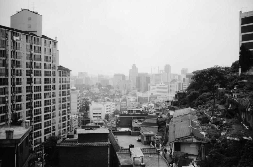 아현동 서민아파트