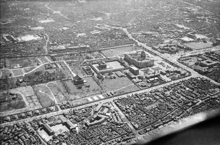서울 경복궁과 인사동방향