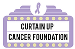 Curtain Up Cancer Foundation Logo