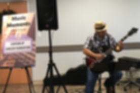 Music Moments by Curtain Up Cancer Foundation