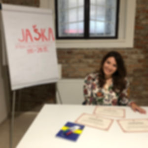 Jaška Sanja преподаватель чешского