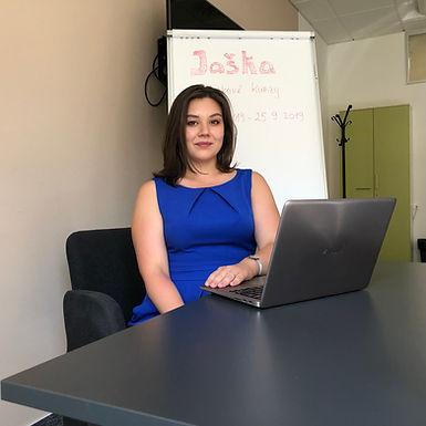 Jaška Anastasia преподаватель чешского