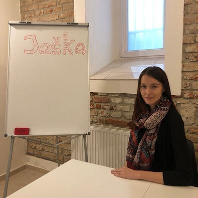 Jaška преподаватель чешского