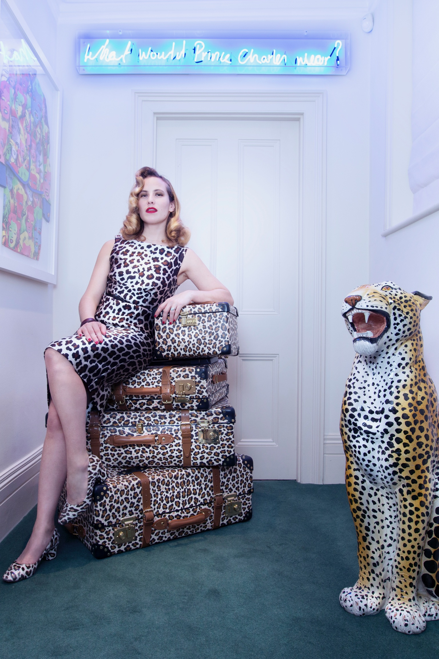 Charlotte Olympia @Madame Figaro