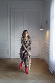 Carine Roitfeld ©Madame Figaro