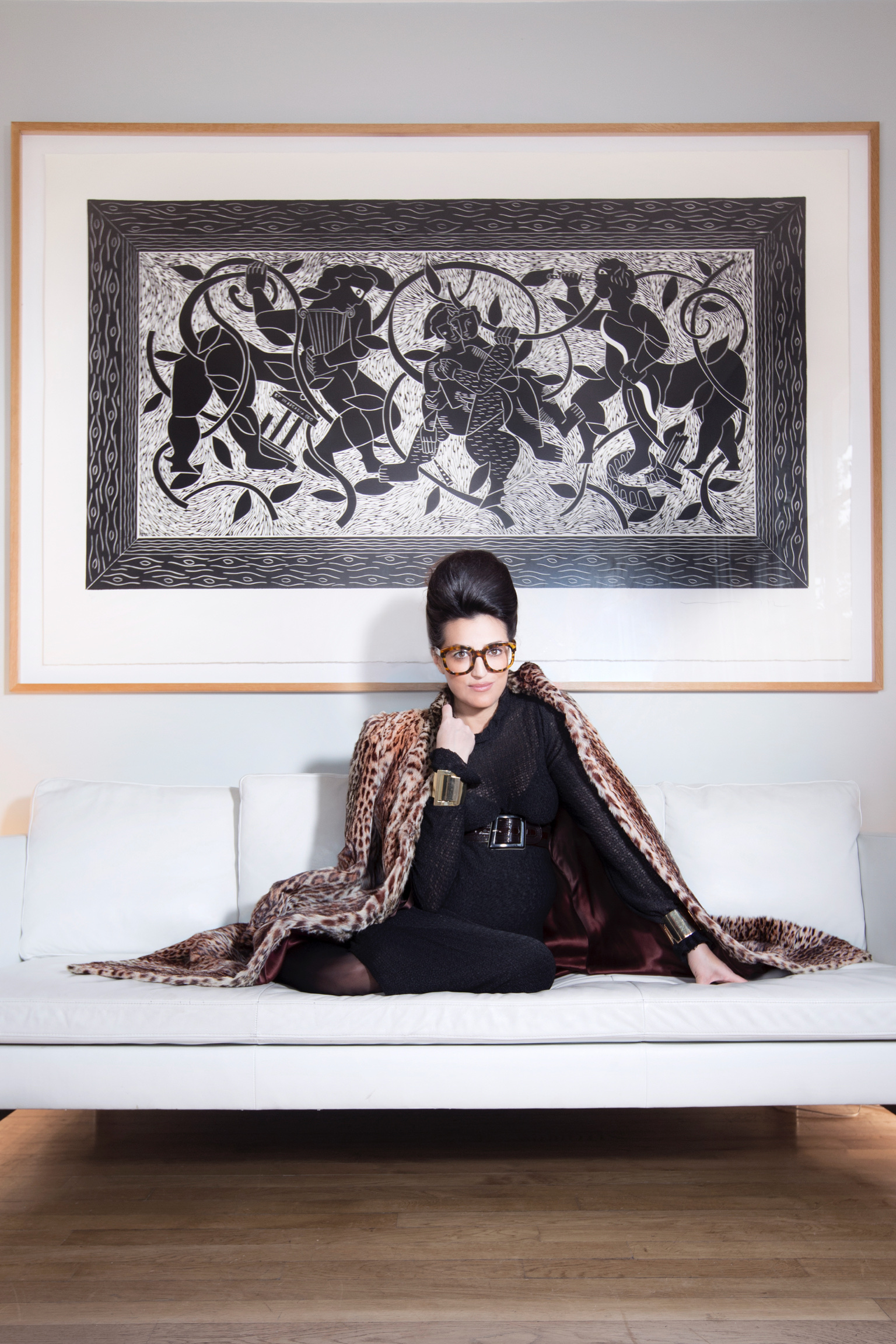 Ines Olympe Mercadal @Madame Figaro