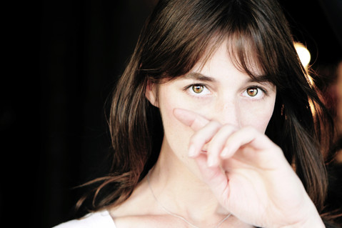 Charlotte Gainsbourg ©Christian Dior Parfums