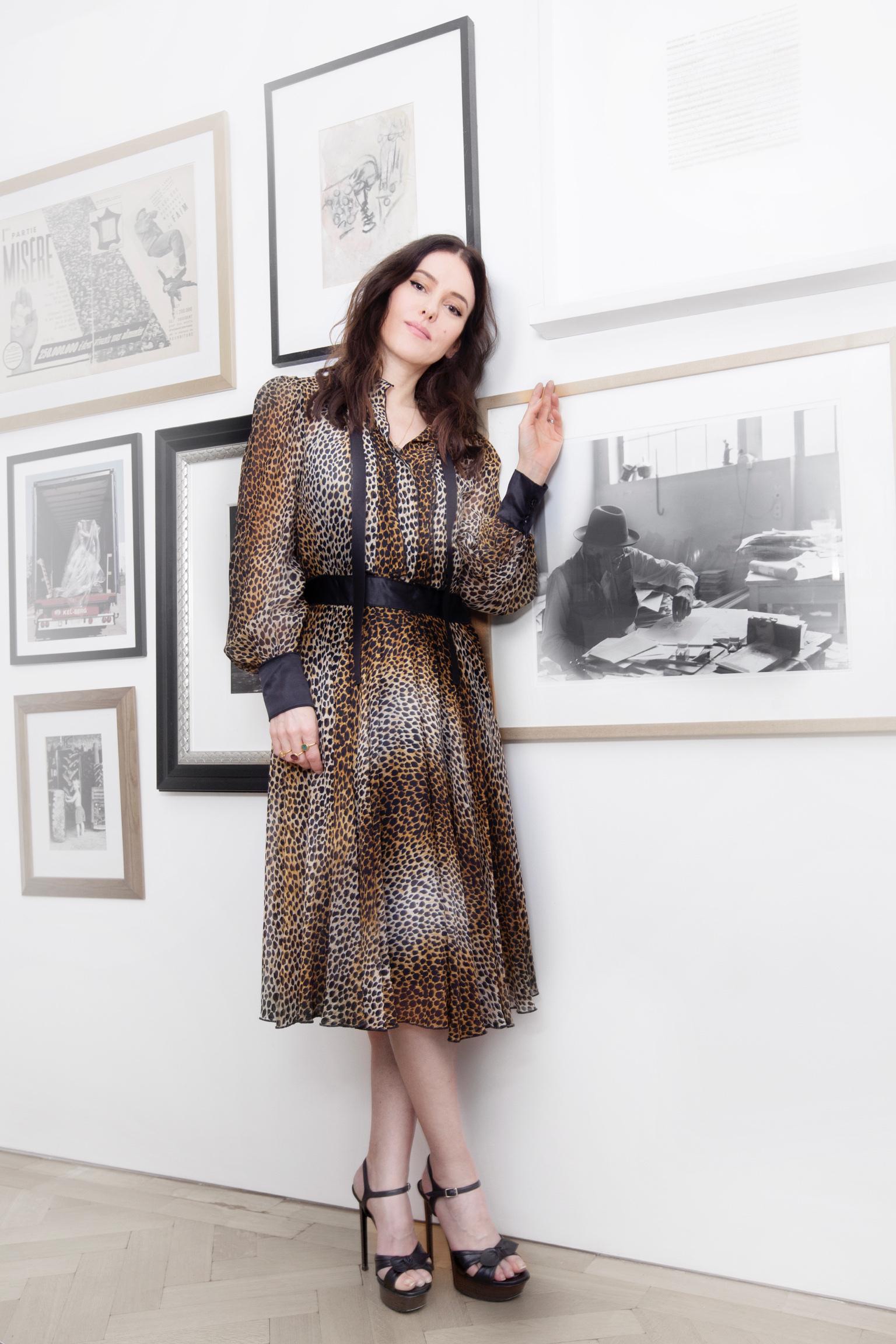 Lisa Eldridge @Madame Figaro