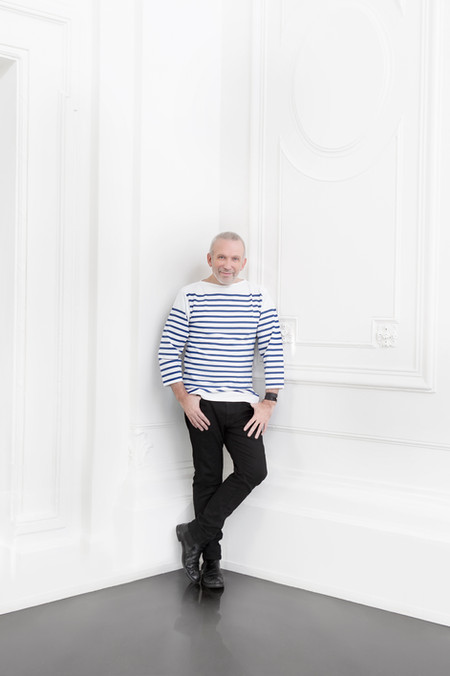 Jean-Paul Gaultier ©Madame Figaro