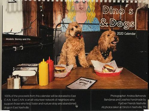 Dino's & Dog's 2020 Calendar