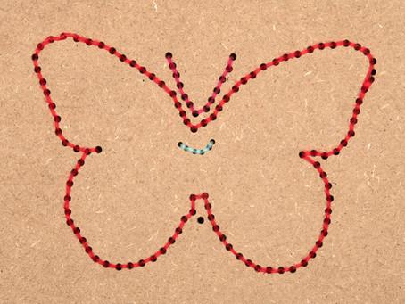 Le papillon d'Inès