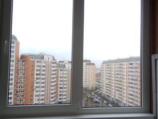 Замена окон на балконе. Ул. Святоозерская.