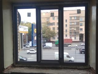 Замена окон по ул. Сущевский вал, д. 23