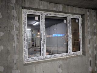 Замена окон по ул. Палехская
