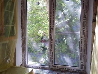 Балконный блок и окна на ул. Маршала Чуйкова